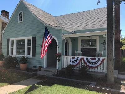 Marysville Single Family Home For Sale: 1320 H Street