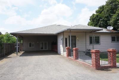 Colusa CA Single Family Home For Sale: $270,000