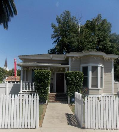 Colusa Single Family Home For Sale: 445 5th Street