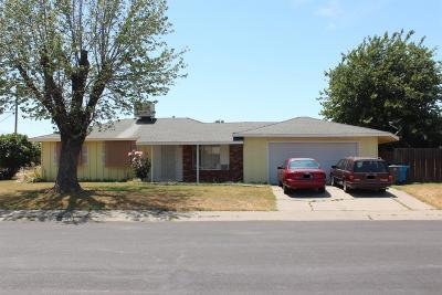 Olivehurst Single Family Home For Sale: 4356 Twain Drive