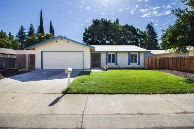 Yuba City Single Family Home For Sale: 1671 Mosswood Drive