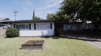 Wheatland Single Family Home For Sale: 313 Mesa Street