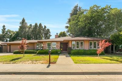 Yuba City Single Family Home Pending Bring Backup: 1640 Stabler Lane