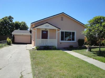 Gridley Single Family Home For Sale: 1889 Ayers Avenue