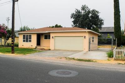 Live Oak Single Family Home Pending Bring Backup: 9873 L Street