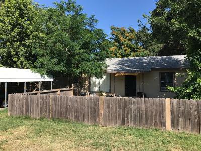 Olivehurst Single Family Home Pending Bring Backup: 1158 Redwood Avenue