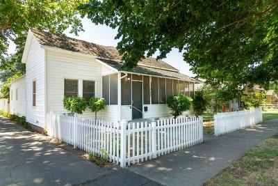Colusa CA Single Family Home Pending Bring Backup: $187,525