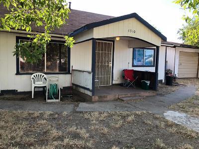 Olivehurst Single Family Home For Sale: 4910 Tulsa Avenue