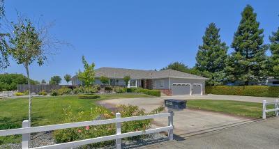 Yuba City Single Family Home Contingent: 1561 Sanborn Road