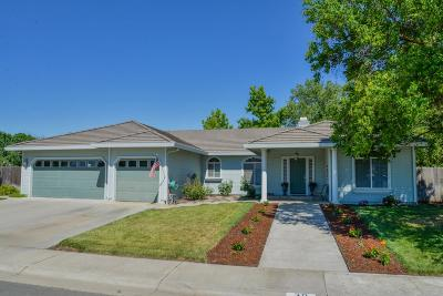 Colusa Single Family Home For Sale: 30 Woodhaven Drive