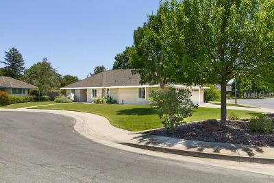 Colusa Single Family Home For Sale: 13 Ross Court