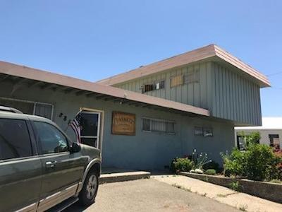 Yuba City Commercial For Sale: 881 Market Street