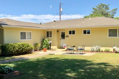 Colusa Single Family Home For Sale: 1240 Lafayette Street
