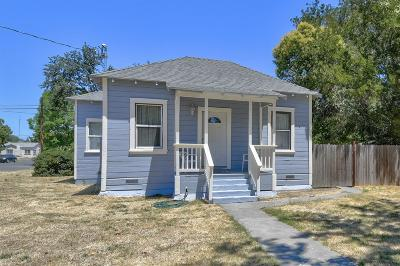Colusa CA Single Family Home For Sale: $215,000