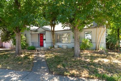 Yuba City Single Family Home For Sale: 822 Taber Avenue
