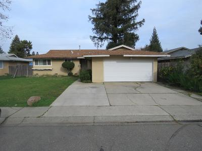 Yuba City Single Family Home For Sale: 723 Winslow Drive