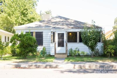 Gridley Single Family Home For Sale: 762 Nevada Street