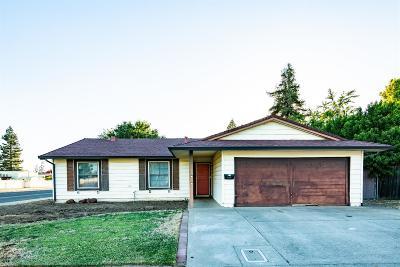 Yuba City Single Family Home For Sale: 1502 Granada Way