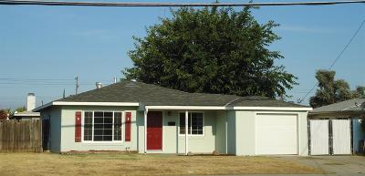 Marysville Single Family Home For Sale: 1824 Covillaud Street