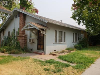 Marysville Single Family Home For Sale: 827 8th Street