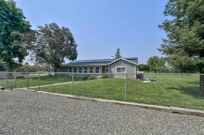 Live Oak Single Family Home For Sale: 3065 Encinal Road