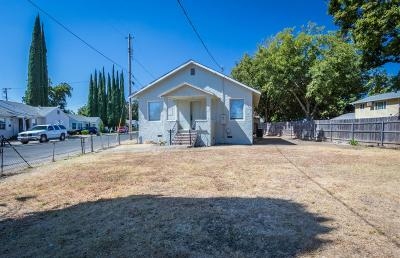Yuba City CA Single Family Home For Sale: $189,900