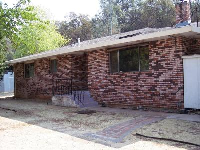 Browns Valley Single Family Home Pending Bring Backup: 9435 Sicard Flat Road