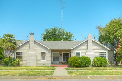 Colusa CA Multi Family Home For Sale: $379,000
