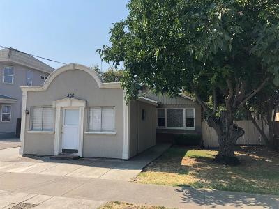Yuba City Multi Family Home For Sale: 562 Washington Avenue