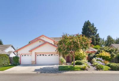 Yuba City Single Family Home Pending Bring Backup: 3434 Cape Cod Court