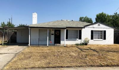 Marysville Single Family Home For Sale: 1819 Buchanan Street