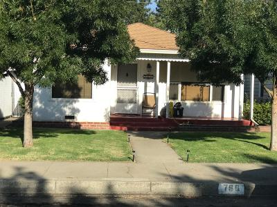 Gridley Single Family Home Contingent: 766 Nevada Street