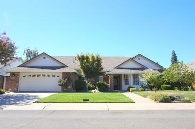 Yuba City Single Family Home Contingent: 1375 Southwind Drive