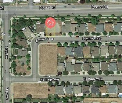 Yuba City Residential Lots & Land For Sale: 1031 Beymer Loop