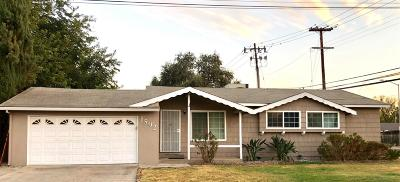 Yuba City CA Single Family Home For Sale: $238,000