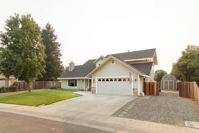 Yuba City CA Single Family Home For Sale: $357,900