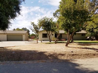 Live Oak Single Family Home For Sale: 10154 Billings Road