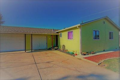 Colusa CA Single Family Home For Sale: $209,900