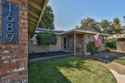 Yuba City Single Family Home For Sale: 1689 Jeffrey Drive