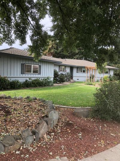 Gridley Single Family Home Pending Bring Backup: 2001 Sycamore Street