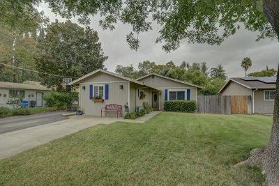 Sutter Single Family Home For Sale: 7661 South Butte Road