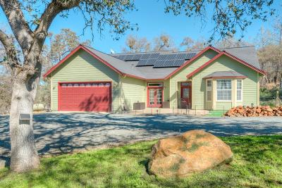 Browns Valley, Loma Rica Single Family Home Pending Bring Backup: 12271 James Court