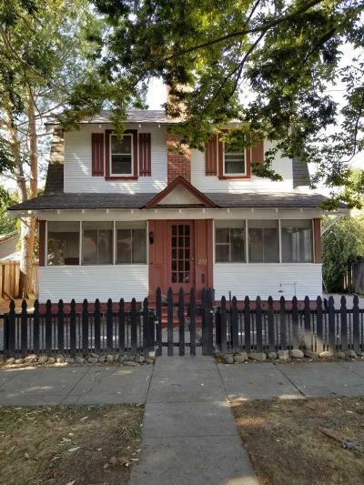 Colusa Single Family Home Pending Bring Backup: 232 11th Street