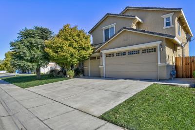 Live Oak Single Family Home For Sale: 10833 Stephanie Drive
