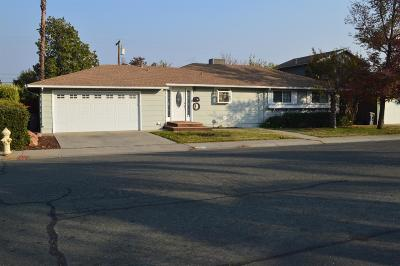 Yuba City Single Family Home For Sale: 1227 Charlotte Avenue