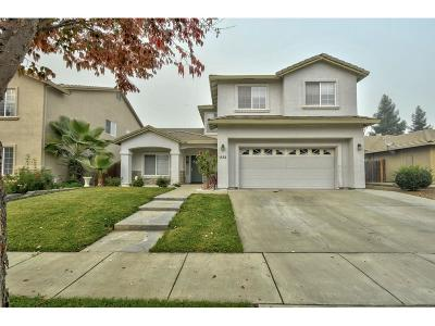 Yuba City Single Family Home For Sale: 1551 Zachary Way