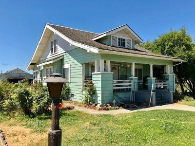Williams Single Family Home For Sale: 1157 E Street