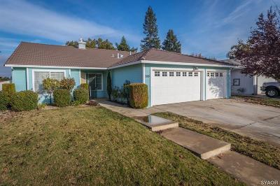 Yuba City Single Family Home Pending Bring Backup: 369 River Oaks Drive