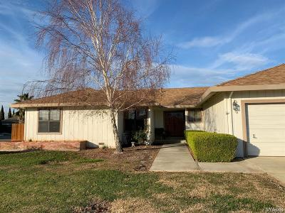 Colusa Single Family Home For Sale: 98 Ashley Drive