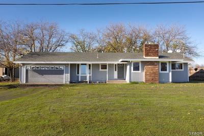 Yuba County Single Family Home For Sale: 3422 Plumas Arboga Road